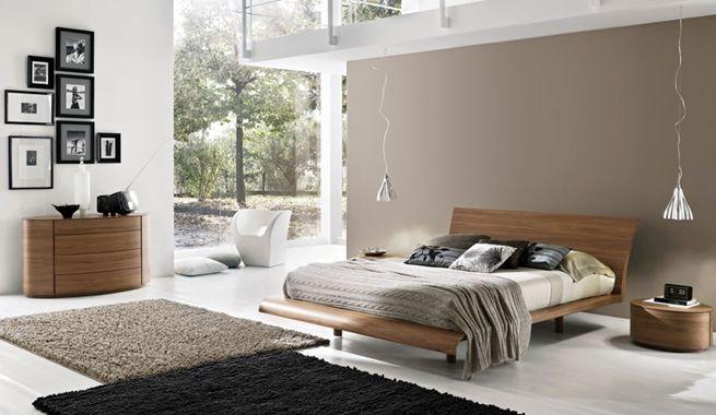 Dormitorios principales modernos