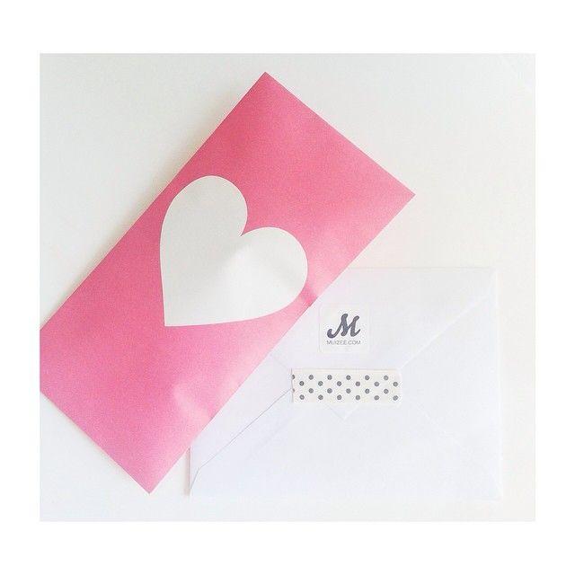 Hearts and polka dot packaging