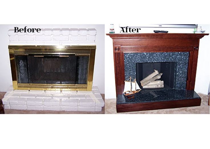Mantles and Fireplace mantel surrounds