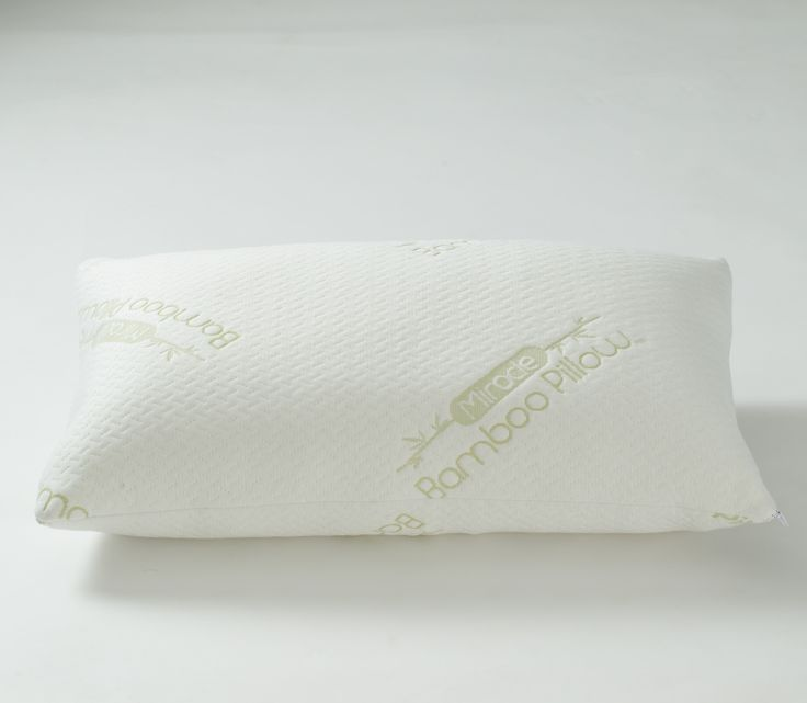 features shredded memory foam pillow enjoy better comfort and support color