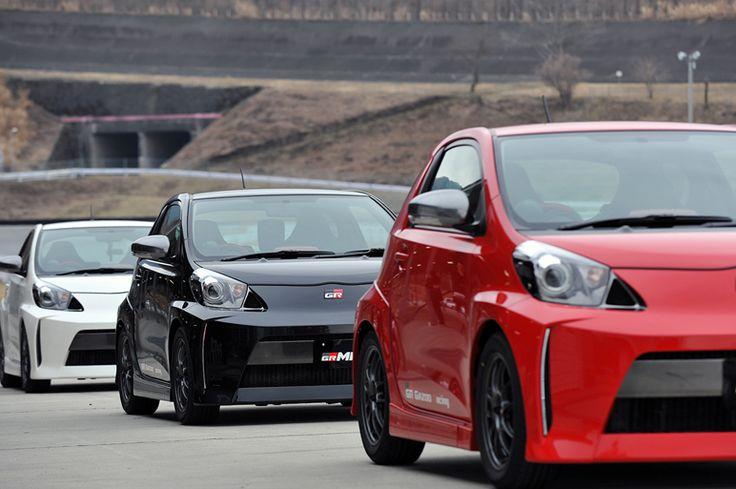 Toyota iQ Supercharger