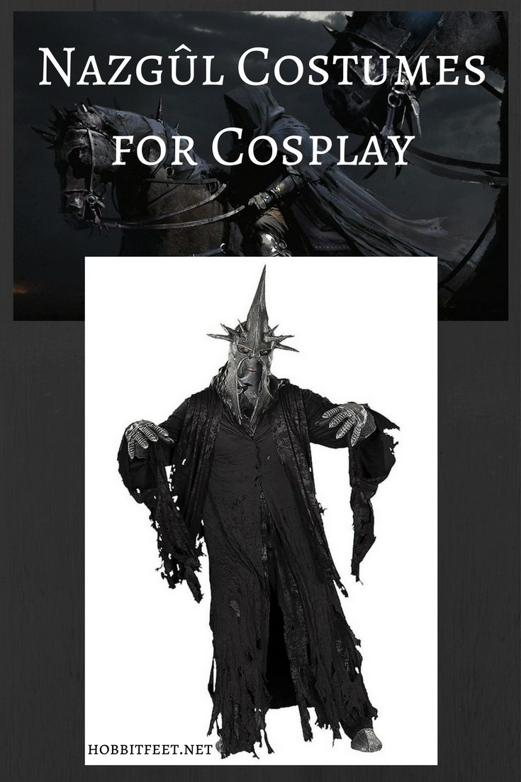 Nazgûl Costumes for Cosplay