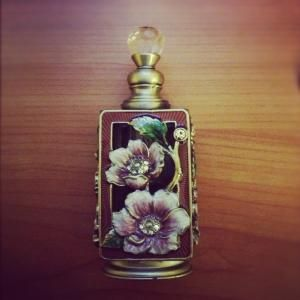 #antique collection perfume bottle by Rainbowgems
