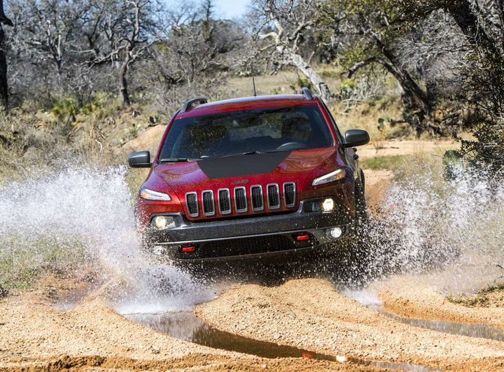 """Choosing the Road Less TakenThere was a time when the term """"sport-utility vehicle"""" was practically s... - Fiat Chrysler Automobiles"""