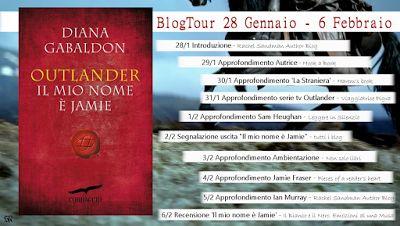 Leggere In Silenzio: [ BLOGTOUR ] Io Sono Jamie di Diana Gabaldon - Cor...