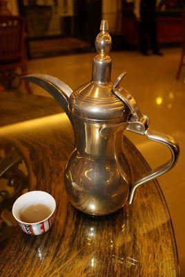 Arabic Coffee   One Man One World