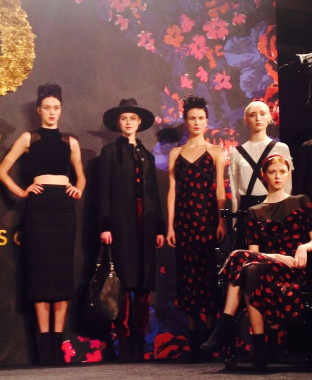 Bohemia Meets Grunge At The Charlotte Ronson Show – Style Context