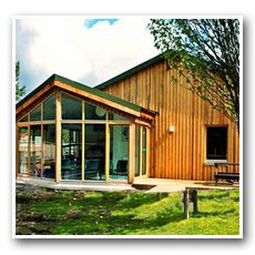 Lagganlia Lodges - we help out providing activities for guests staying at the lodges over weekends. Great accommodation in a wonderful location.