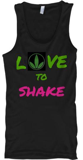 Love to Shake Herbalife tank