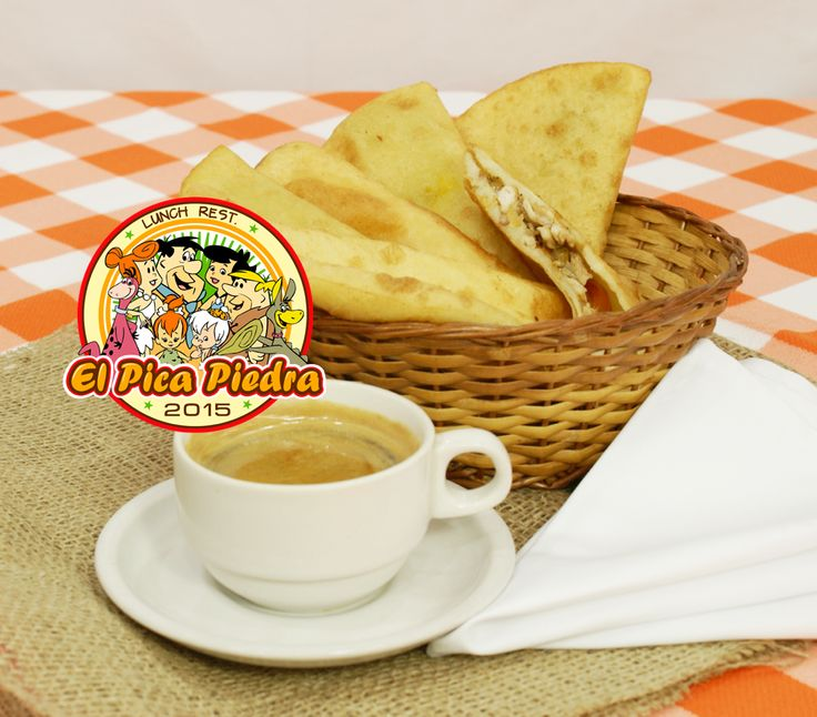 Un Desayuno Fabuloso: Empanadas y un delicioso Café!! #saborCcs #saborMontalbán2 #Yabbadabbadooo2015