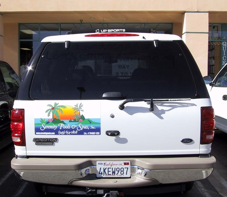 Magnetic sign advertising is not just limited to driver and passenger doors. Try utilizing trunk and tailgate space with custom fitted magnetic vehicle signs from http://www.orangecountysigns.com/Magnetic-Car-Signs.htm
