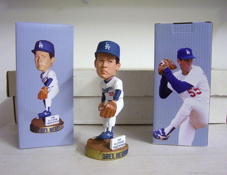 Orel Hershiser- Dodgers