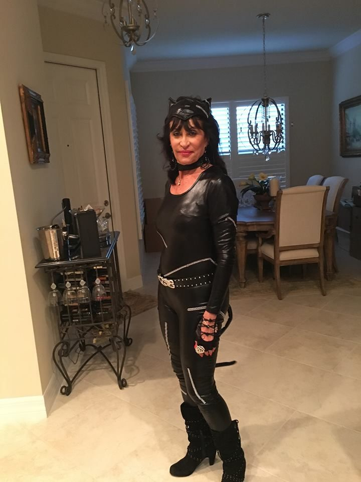 cat woman costume for halloween