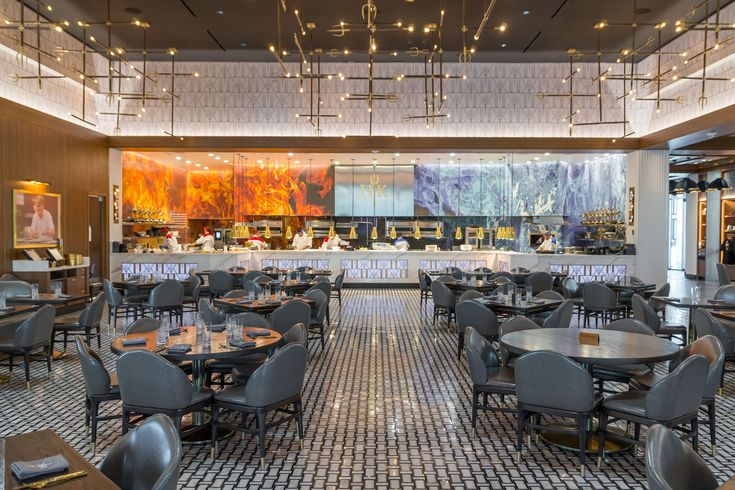 A First Look Inside Gordon Ramsay Hell's Kitchen - Eater Vegas