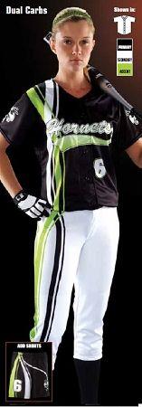 Teamwork Custom Prosphere Softball Uniforms