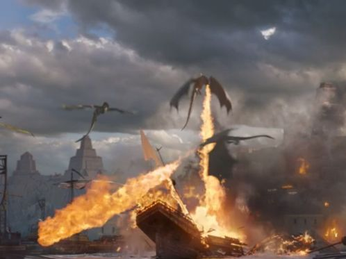 The Battle of Meereen accounts for the third and final major battle in Daenerys' takeover of Slaver'... - HBO
