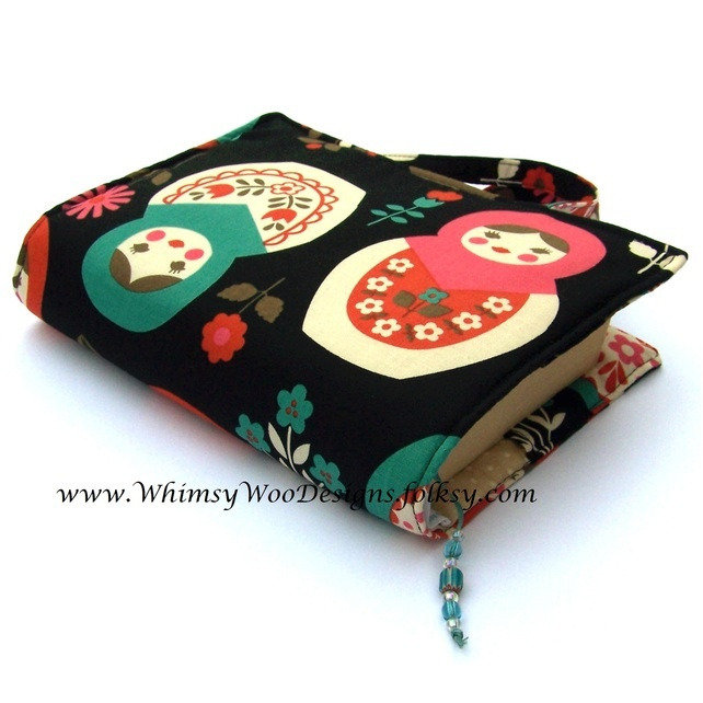 Book Bag Cover Matryoshka