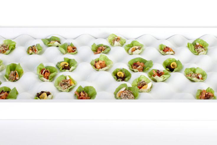 Ripple  Pinch Food Design