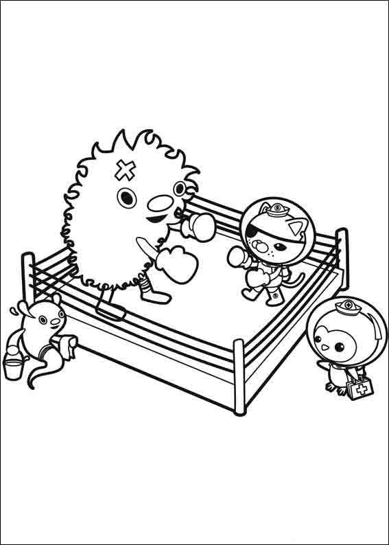 Die Oktonauten 7 Ausmalbilder Fur Kinder Malvorlagen Zum Ausdrucken Und Ausmalen Ausmalbilder Zum Ausdrucken Ausmalbilder Wenn Du Mal Buch