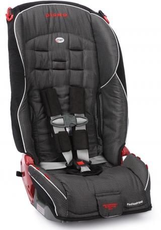 The Radian®R100 Car Seat offers the adaptability you need to keep your child's car rides safe and comfortable for years. From birth to booster car seat, the RadianR100 fits children in the rear-facing position weighing from 2.3–18 kg (5 - 40 lbs) and children in the forward-facing position weighing from 10–29.5 kg (22 to 65lbs). With longevity in mind, this model converts to a booster seat for kids up to 45 kg (100 lbs). Visit our website to know more.