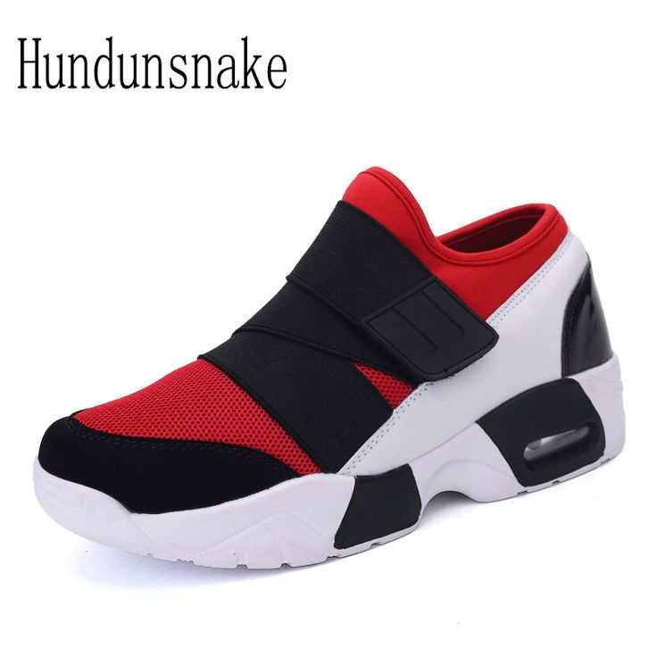 Hundunsnake 2017 Barefoot Shoes Men Sneakers Red Mesh Male Shoes Sport Adult Running Shoes For Men Krasovki Women Tenisky T113 #Affiliate