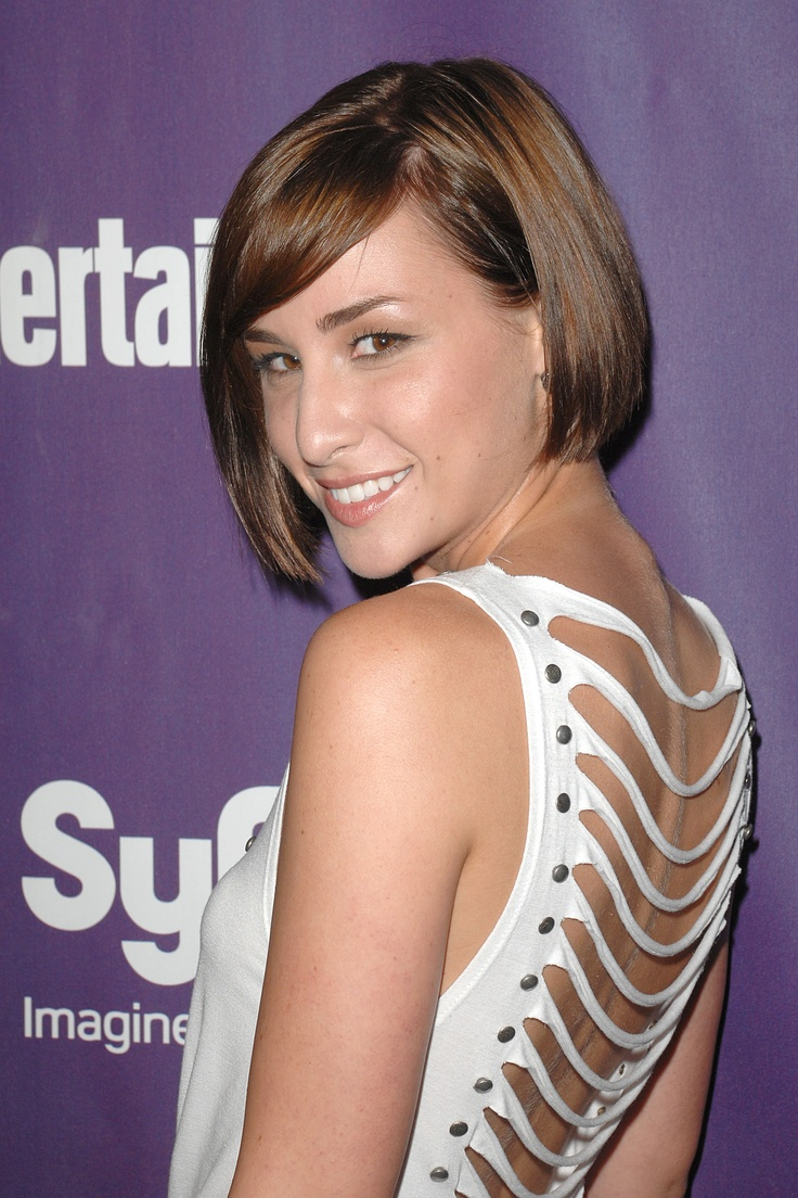 Allison Scagliotti - Warehouse 13, Love this dress...love her so much more.