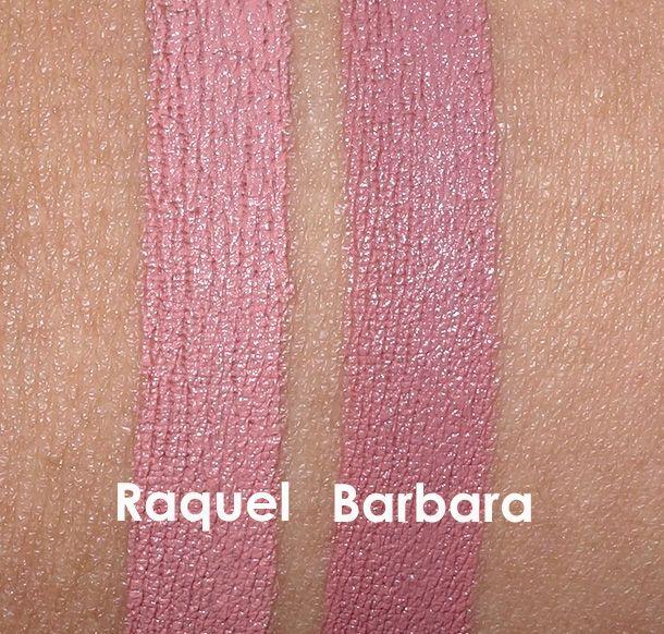 NARS Raquel and Barbar...