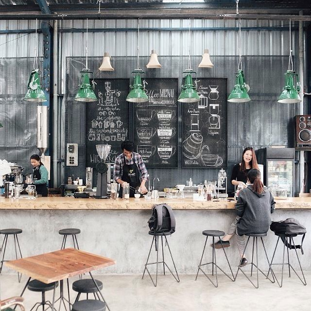 coffee shop financial projection Coffee shop business plan income statement projections at:   with excel and example and sample.