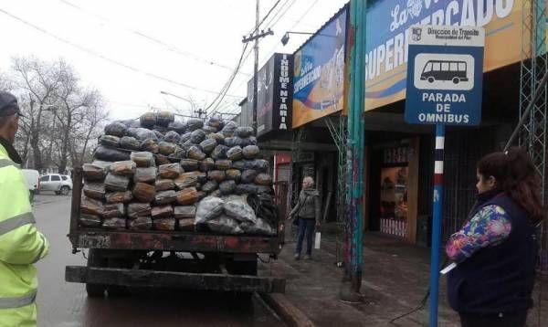 Por las fiestas, extienden el horario de carga y descarga para el transporte de mercaderías