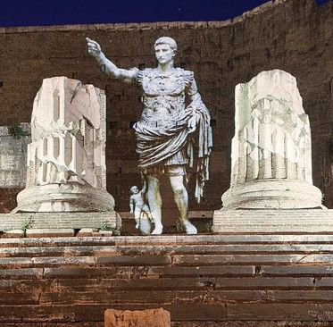 Rome's 2767th Birthday Celebrations on April 21 Dedicated To Augustus ~ Happy Birthday Rome