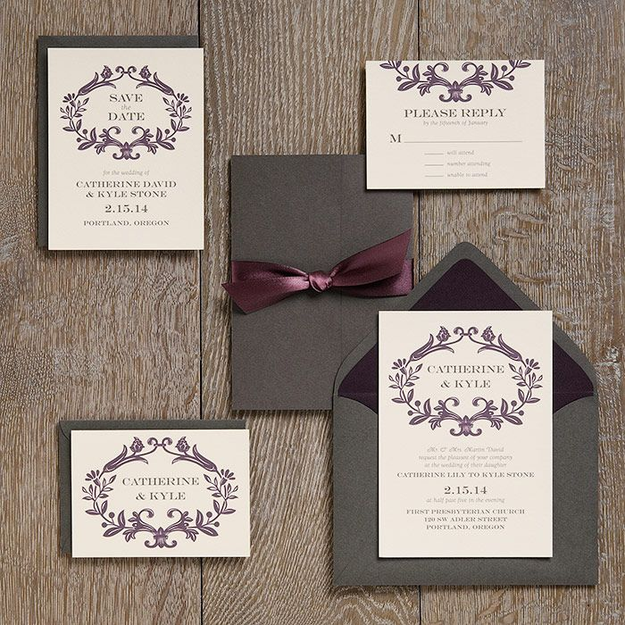 Wedding Invitation Ideas Paper Source 43
