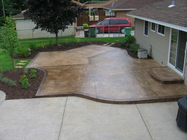 Concrete Patio Work : Patio work by the concrete docotor patios pinterest
