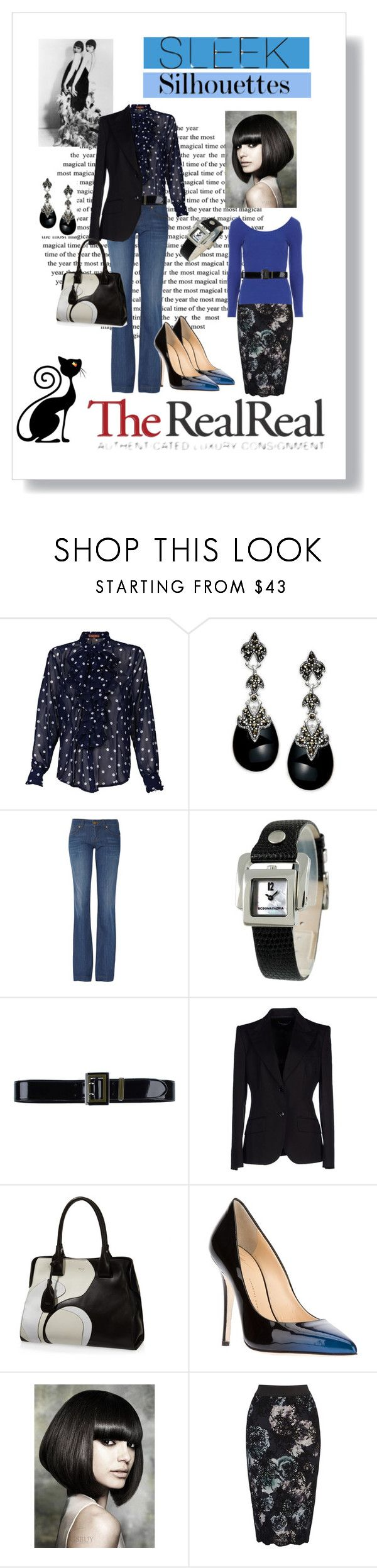 """Spring Trends With The RealReal: Contest Entry"" by dawn-lindenberg ❤ liked on Polyvore featuring Jolie Moi, Genevieve & Grace, Gucci, BCBGMAXAZRIA, Prada, Dolce&Gabbana, Tod's, Giuseppe Zanotti, Coast and Dorothy Perkins"