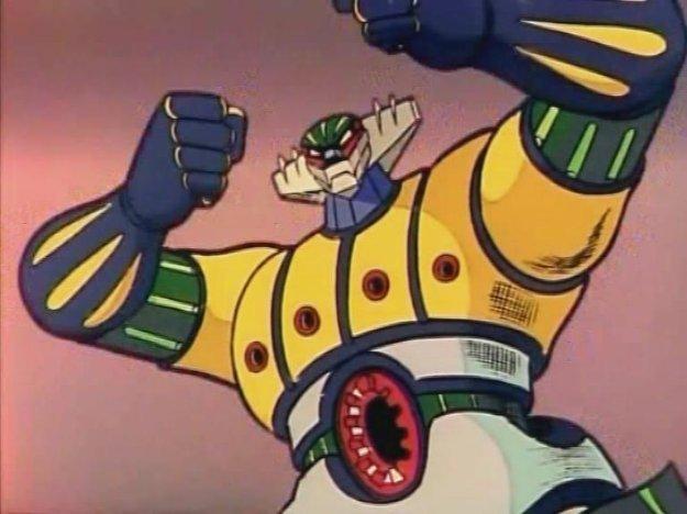Gig Robot d'acciaio