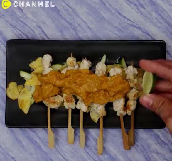 Ternyata Mudah bikin Sate Taichan, Gini nih Caranya! > Kuliner | club.iyaa.com