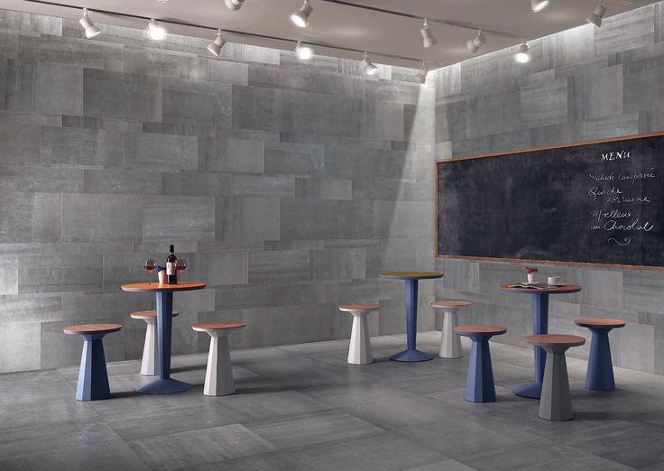 #Keope #Back Grey 20x60 cm y133 | #Feinsteinzeug #Steinoptik #20x60 | im Angebot auf #bad39.de 48 Euro/qm | #Fliesen #Keramik #Boden #Badezimmer #Küche #Outdoor