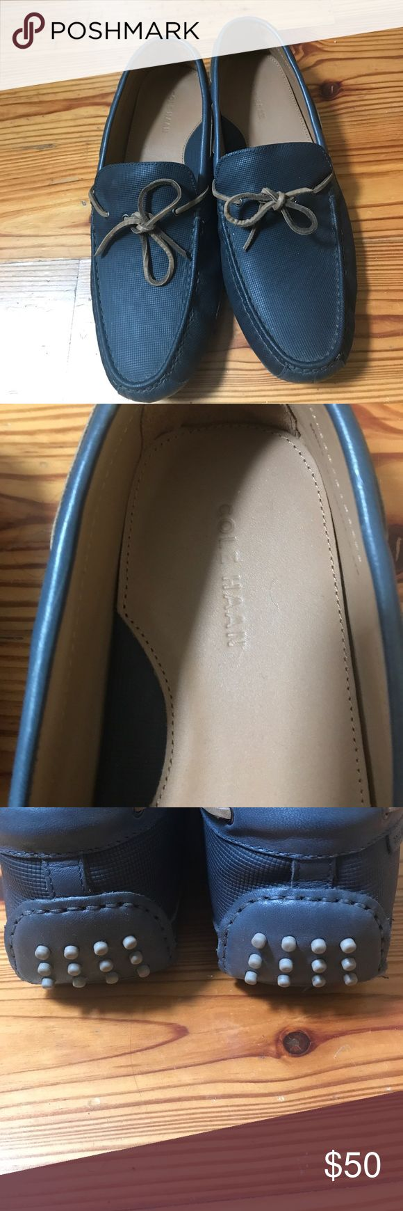 Cole Haan Drivers Never worn, size didn't fit Cole Haan Shoes Loafers & Slip-Ons