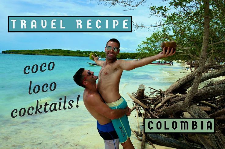 Recipe for Colombian coco loco  https://nomadicboys.com/recipe-colombian-coco-loco/