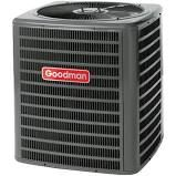 Goodman 3 Ton 16 SEER Air Conditioner Condenser w/ R410A Refrigerant