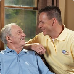 Conversation and Companionship - Our Comfort Keepers are available to provide clients company and engage in conversation, to sit down to share a meal together or to share in an activity. Social contact such as this is proven to enhance the health, happiness and quality of life of seniors.