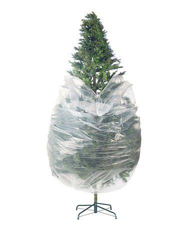 Look what I found on #zulily! 6'x 9' Premium Christmas Tree Storage Bag #zulilyfinds