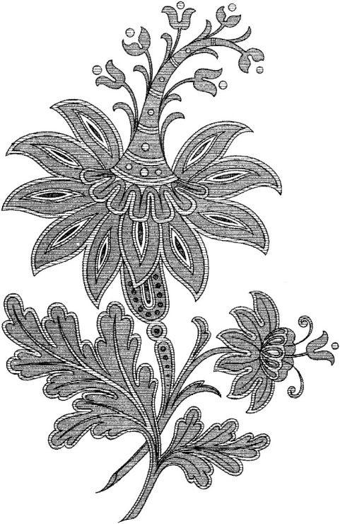 (36) Gallery.ru / Фото #1 - Embroidery II - GWD