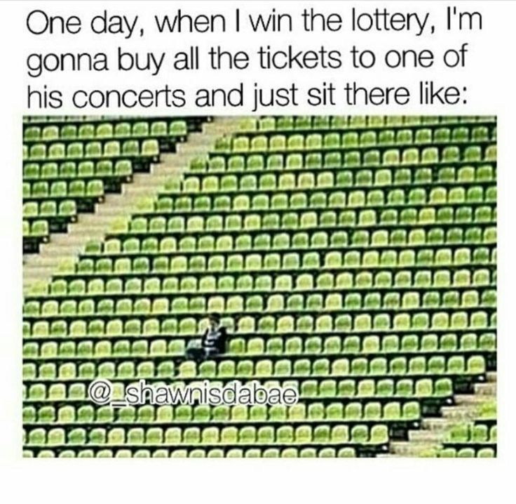 I'd honestly at the concert just run around to all the seats and see which is the best