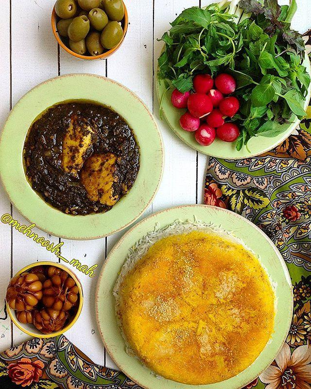De 791 beste bildene om iranian yummmy food drink cookie for Aromatic herb for fish