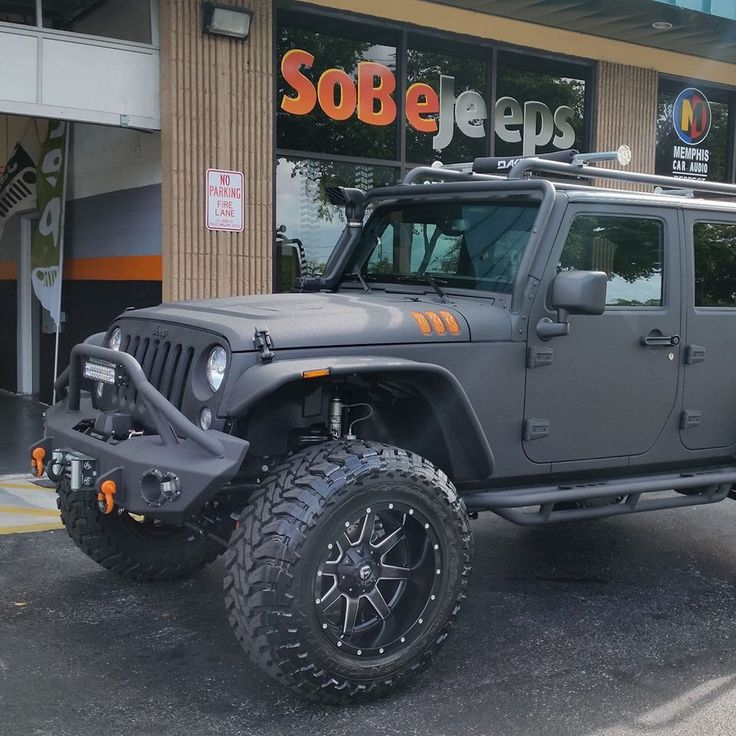 12 Best SoBe Jeeps Custom Jeep Wranglers Images On