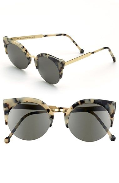 RETROSUPERFUTURE® 52mm 'Lucia' Sunglasses