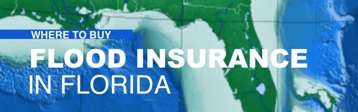 Where to buy flood insurance in Florida - find an agent or get online flood quotes