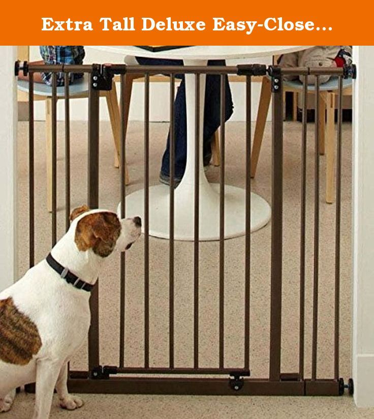 17 Best Ideas About Extra Tall Pet Gate On Pinterest