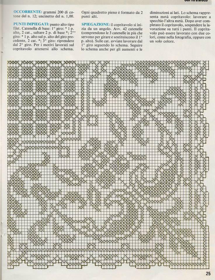Вязаные филейные скатерти.. Обсуждение на LiveInternet - Российский Сервис Онлайн-Дневников