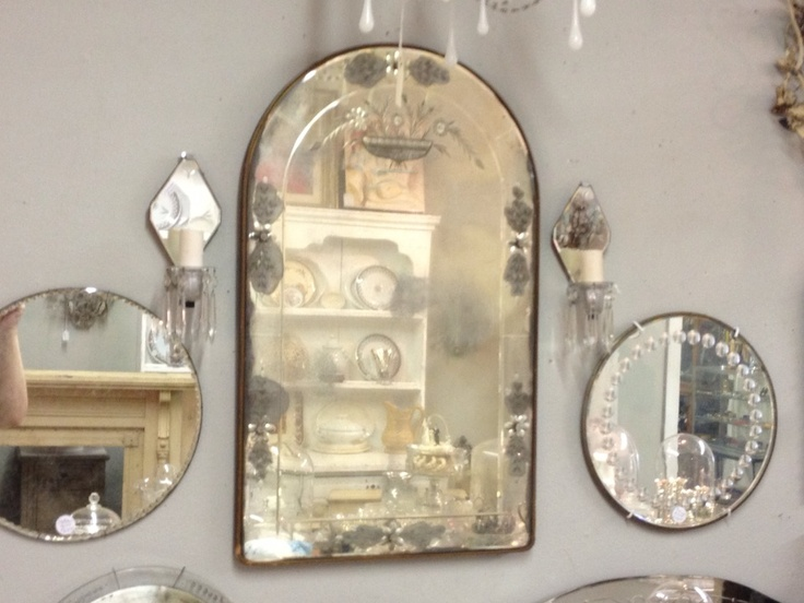 1000 Images About Antique Mirrors On Pinterest Gardens